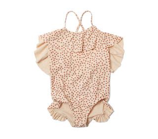 Manuca swimsuit - buttercup rosa - Konges Sløjd