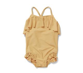 Manuca swimsuit - orange sorbet - Konges Sløjd