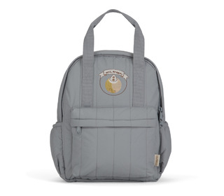 Loma kids backpack mini - quarry blue - Konges Sløjd