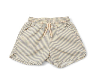 Aster boy swimpants - light blue stripe - Konges Sløjd