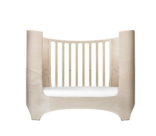 Baby- en Juniorbed 0-7 j. - whitewash - Leander
