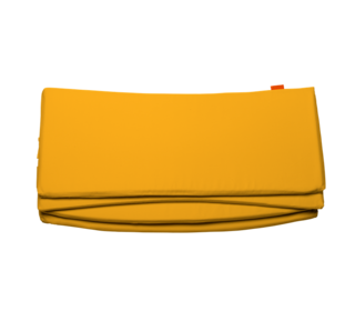 Cot Bumper - spicy yellow - Leander