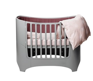 Baby- en Juniorbed 0-7 j. - grey - Leander