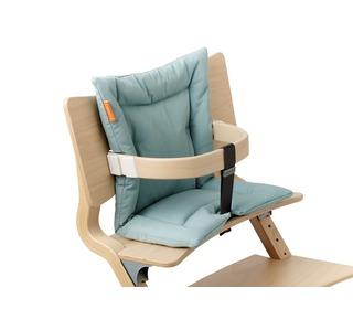 kussen voor Leander stoel - misty blue - Leander