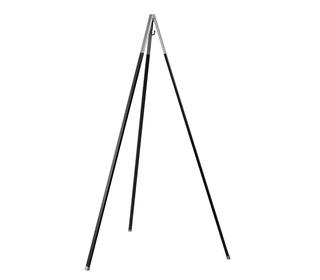 standaard pekkel voor Leander wieg - Alu grey - Leander