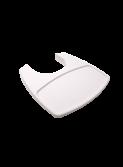 eetblad/speeltafel voor Leander stoel - wit