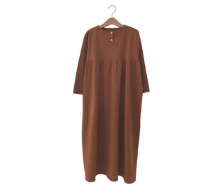 Robe Mollie faon - Le Petit Germain