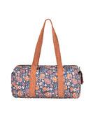 24hours bag Vaeva - charcoal bohemian flowers