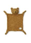 Lotte cuddle cloth - Mr Bear golden caramel