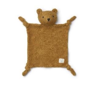 Lotte cuddle cloth - Mr Bear golden caramel - Liewood