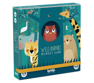 Wild animals memo - Londji