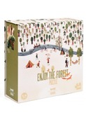 Enjoy the forest puzzel