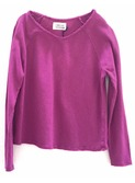 V-Neck shirt Fushia