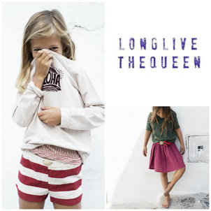 *... LONGLIVETHEQUEEN ...* Collection SS \'18