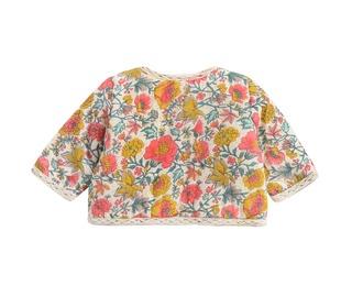 Jacket Paruru Multi Flowers │Louise Misha