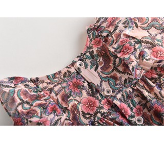 Overalls Titila Storm Flowers - Louise Misha