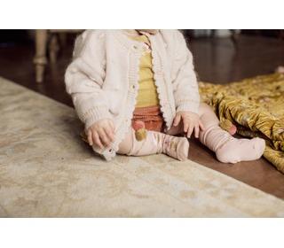 Socks Mayumi Blush - Louise Misha