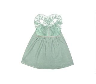 Dress Alba Lurex Amande | Louise Misha