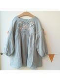 Dress Rozalia Silver Cloud