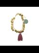 Bracelet Kitoum Burgundy