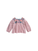 Top Sedona vieux rose | Louise Misha