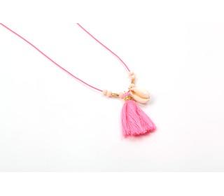 collier sieraad Dune Pink | Louise Misha