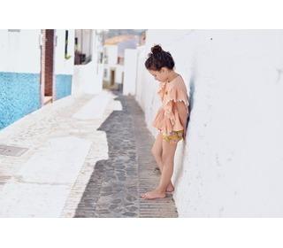Top Ines Nude | Louise Misha