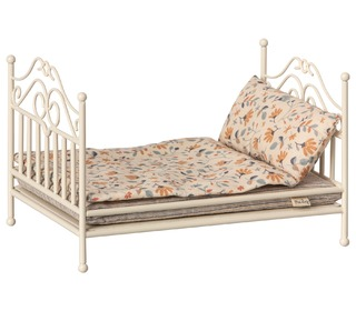 Vintage bed, Micro - Soft sand - Maileg