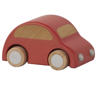 Wooden car - Red - Maileg