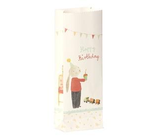 Goodie Bags, Birthday, 12 pcs. - Maileg