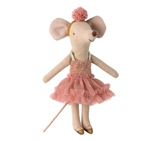 Dance Clothes for Big sister Mouse - Mira Belle - Maileg