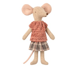 Clothes for mum mouse  - Maileg