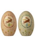 Easter egg - coral