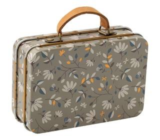 Metal suitcase - merle dark - Maileg