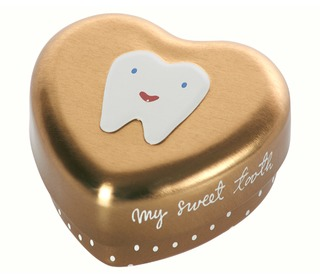 My tooth box, gold - Maileg