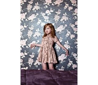 Ernestine coral blush dress | Morley for kids