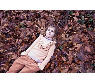 Georgette Venna Finch Girlspants | Morley for kids