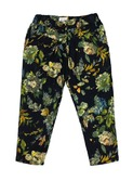Lange broek - Calypso Flora black │Morley for kids