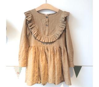 Goldie Nello Camel Dress - Morley for kids