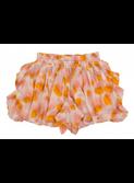 meisjesshort Beo spot orange | Morley for kids