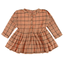 Elise block peachy dress   Morley for kids