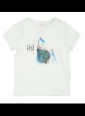 T-shirt Flip Shark Alaska