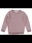 Boyssweater Firmin Flaxen Pink Denim