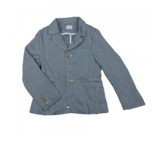 Felipe Indaco Bleu Boysblazer  | Morley for kids