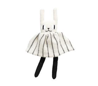 Rabbit, black/white - Main Sauvage