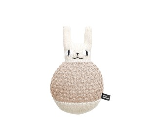 Rolly Poly Rabbit, sand - Main Sauvage