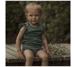 Pippi body lake green - Minimalisma