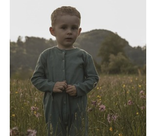 Noor bodysuit lake green - Minimalisma
