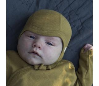 NY bonnet golden leaf - Minimalisma