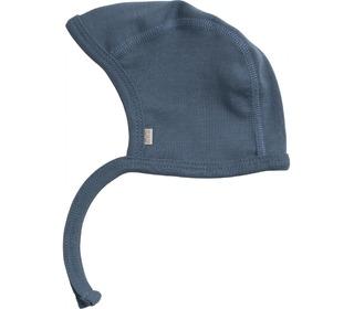 NY bonnet steel blue - Minimalisma